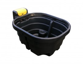130 GALLON FAST FILL WATER TROUGH