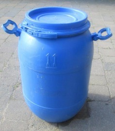 PLASTIC STORAGE KEG
