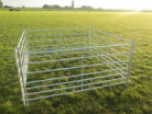 6ft sheep hurdle with pin (single )